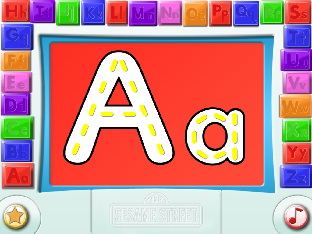 Letter Tracing Apps.Tracing Abbeysvoice